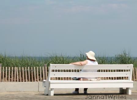 Embracing serenity