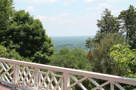 Can you see why Thomas Jefferson loved to relax at Monticello?