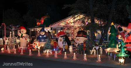 "This house ""lights"" up my kids' faces."