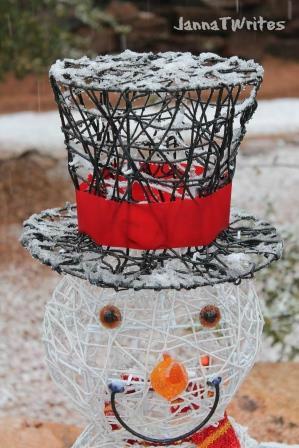 01-08 Snowman
