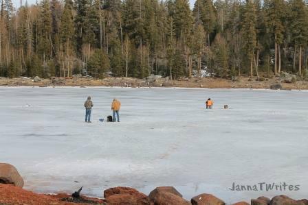 02-26 Icy Lake