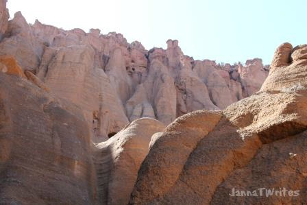 Hoodoos at Red Mountain