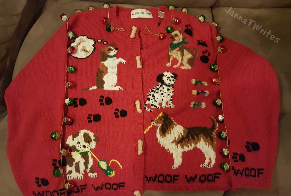 My ugly sweater